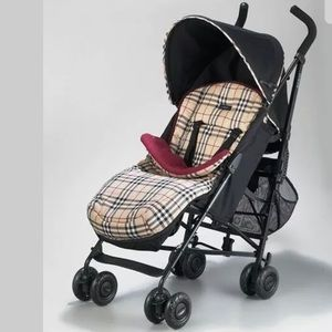 Authentic Burberry Novacheck Baby Infant Stroller